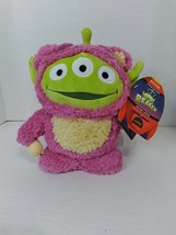 Disney Toy Story Pixar Alien Remix Lotso Plush 8 1/2'' Limited Release 2... - $11.87