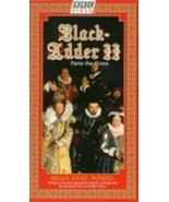Black Adder II,  Parte the Firste Vhs - $9.75