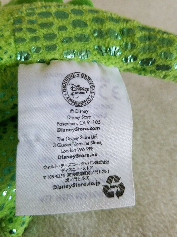 "Disney EXCLUSIVE Pascal Tangled 8.5"" rapunzel's Chameleon Stuffed Plush Doll"