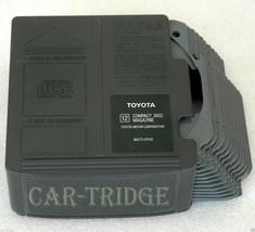 CARTRIDGE MAGAZINE FOR TOYOTA  AVALON PANASONIC 12 DISC CD CHANGER 86273... - $29.95