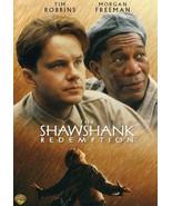 THE SHAWSHANK REDEMPTION DVD - SINGLE DISC EDITION - NEW UNOPENED - TIM ... - $10.99