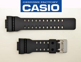 Genuine Casio Watch Band Strap GR8900 GR8900A GW8900 GW8900A Black Rubber  - $17.46
