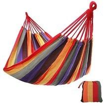 Outdoor cotton hammock comfortable extra large portable red5cd6a4ab987cc thumb200