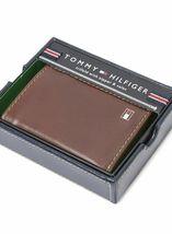 Tommy Hilfiger Men's Logan Trifold Zipper Coin Credit Card ID Wallet 31TL110018 image 6