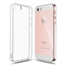 For iPhone 5s Case Crystal Clear Rubber Shockproof Protective iPhone 5 S... - $5.67