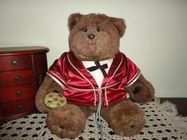 Gund Vintage 1983 Dennis Kyte Abiner Smoothie Bear 19in - $183.78