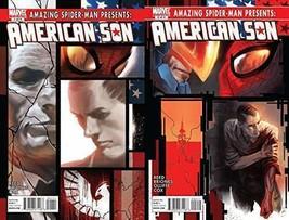 The Amazing Spider-Man Presents: American Son #1-2 (2010) Marvel - 2 Comics - $7.69