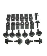 60-70 Ford Mercury front fender bolt kit bolts nuts Mustang Comet - $10.80