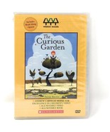 Curious Garden [DVD] By Peter Brown Illustrator and Narrator Katherine Kellgren - $19.95