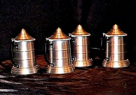 Ale Drinking Mugs AA18 - 1034 Vintage Set of 4