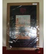 Rotary International Poster Bridging the World Peace Through Service by ... - $50.00