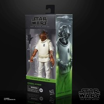 "Star Wars The Black Series: Return of the Jedi - Admiral Ackbar 6"" Actio... - $28.49"