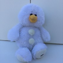 "Ganz Webkinz White Snowman Winter Plush Stuffed Animal HM370 No Code 11"" - $5.35"