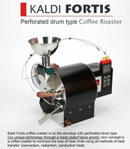 Kaldi Fortis Coffee Bean Roaster Professional Tool image 1