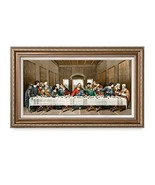 DECORARTS The Last Supper, Leonardo Da Vinci Classic Art Reproductions G... - $157.91