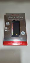 Zagg Invisible Shield Glass+Screen Protector Apple iPhone SE (2020) 8/7/... - $12.99