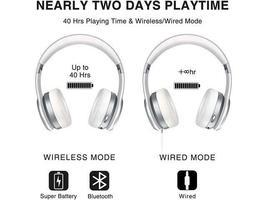 Bluetooth 5.0 Over Ear Wireless Headphones image 6