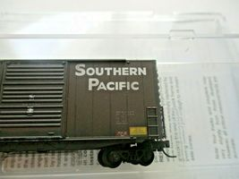Micro-Trains # 10144060 Southern Pacific Weathered 40' Hy-Cube BoxCar N-Scale image 6