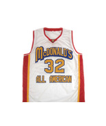 Lebron James #32 McDonald's All American New Basketball Jersey White Any... - $44.99+