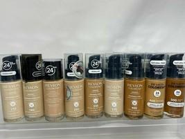 Revlon Normal/Dry ColorStay Makeup Foundation 24 hour Liquid CHOOSE YOUR... - $3.29+