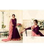 Ethnic Anarkali Salwar Kameez Designer Indian Pakistani Salwar Suit Part... - $62.99