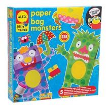 ALEX Toys Little Hands Paper Bag Monsters - $12.45