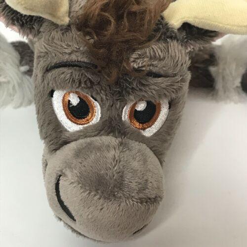"Disney Store Sven From Frozen Plush Stuffed Animal 11"" Long image 2"