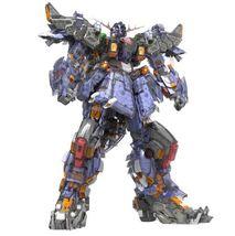 Clear Transparent ZMS-2 Ziegler Gundam Mechanicore 1/100 Mobile Suit Rob... - $990.90