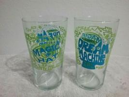 MAGIC HAT BREWING CO. DREAM MACHINE IPL 16oz. SET OF 2pcs PINT GLASSES NEW - $7.69