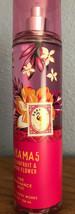 Bath & Body Works Bahamas Passionfruit Banana Flower Fine Fragrance Mist... - $14.50