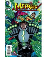 Action Comics #23.4 Metallo (3D Cover) [Comic] - $9.85