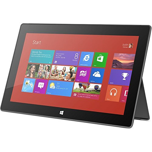 Microsoft Surface RT Tablet 64GB Wi-Fi Black
