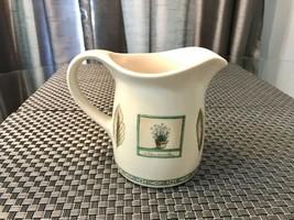 Vtg Pfaltzgraff Portfolio Naturewood 10 ounce Creamer Pitcher Milk Syrup Juice - $9.89