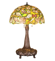 "31""H  Seashell Table Lamp - 44891 - £997.77 GBP"