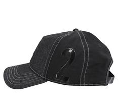 True Religion Men's Raised Horseshoe Logo Baseball Hat Sports Strapback Cap image 9
