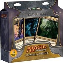 Magic The Gathering - Commander Deck - Counterpunch - $159.35