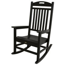 Trex Outdoor Rocking Chair Marine-Grade Weather Resistant Non-Rotting Po... - $355.02