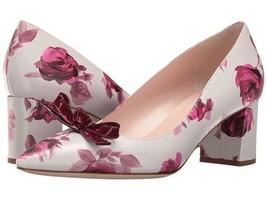 Red Madelaine Pump Dawn Spade Plum Chestnut Nappa 9 Shoes Rose Kate Patent wOU0BqHnq