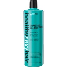 Sexy Hair Healthy Daily Soy Moisturizing Shampoo 33.8oz - $20.39