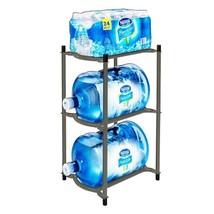 Nestlé Waters North America Modular Bottle Rack, Silver Slate - $64.47