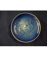 1977 BING & GRONDAHL B&G MOTHER'S DAY PLATE SQUIRREL & YOUNG - $15.00
