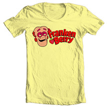Franken Berry T-shirt 1980s retro Boo Berry Chocula monster cereal cotton tee image 2
