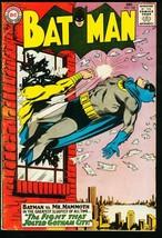 BATMAN #168-1964-DC-GOTHAM CITY VG - $31.53