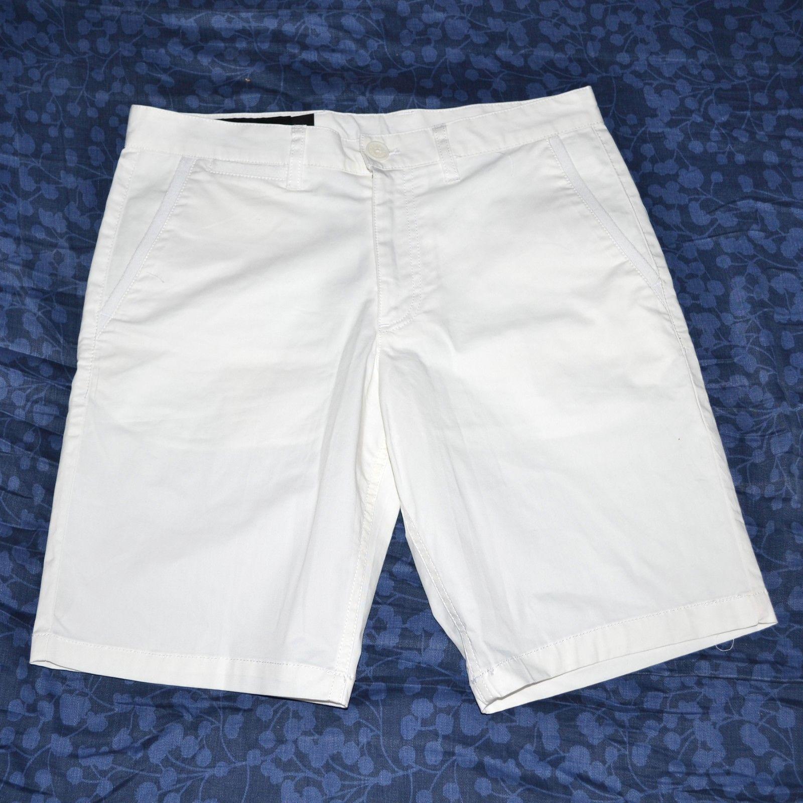 0d04c344831f Armani Exchange A-X short bermuda blanc and similar items. 57
