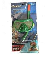 Avenger Diving Mask and Snorkel - $22.76