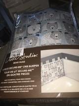Dwell Studio 4 Piece Crib Bumper BEAR HUGS - $79.19