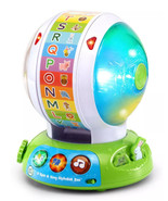 Leap Frog Spin & Sing Alphabet Zoo Discovery Ball ABC Wheel - $19.79