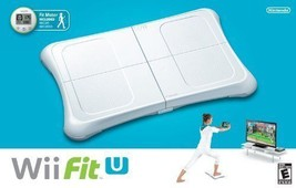 Wii Fit U with Wii Balance Board accessory CONTROLLER (Nintendo Wii U, 2... - $35.00