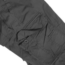 Men's Cotton Multi Utility Pockets Relaxed Fit Casual Outdoor Army Cargo Shorts image 10
