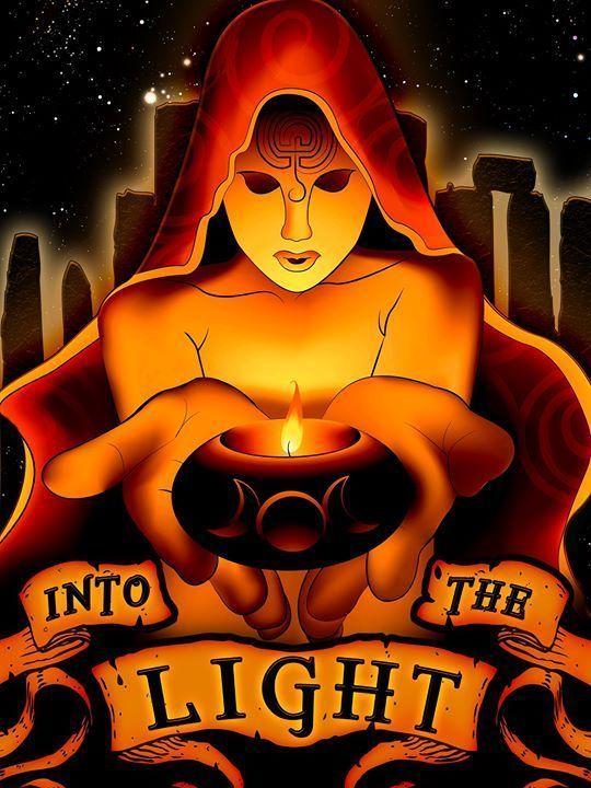 Into the light samhain  1